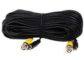 Cablu video BNC cu alimentare 20m