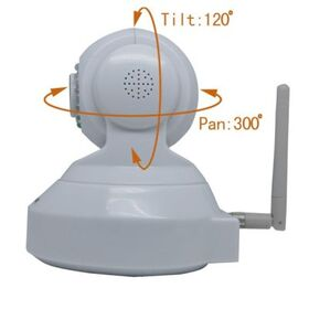 FI8918W IP Camera white